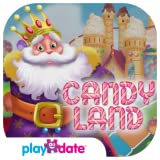 Candy Land: The Land of Sweet Adventures - Hasbro's Classic Board Game