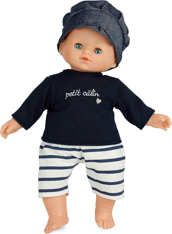 Petitcollin- Petit Calin 36 cm Paul, 623630, Chair