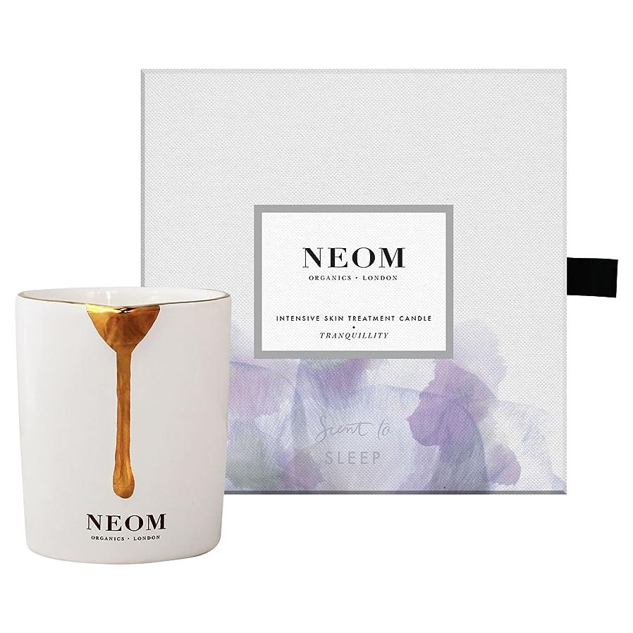 商標干渉する腸[Neom] Neom静けさのスキントリートメントキャンドル - Neom Tranquility Skin Treatment Candle [並行輸入品]