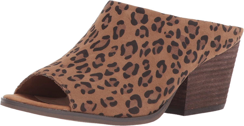 Sbicca Womens Jerome Heeled Sandal