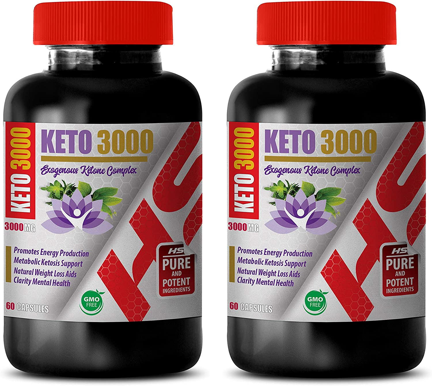 Weight Loss Keto Supplements Ranking TOP18 - Max 70% OFF 3 EXOGENOUS Ketone Complex