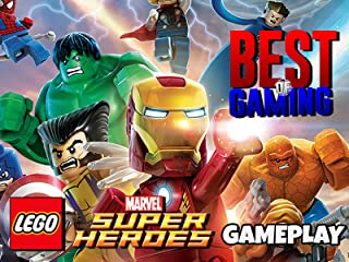 Clip: Lego Marvel Super Heroes Gameplay - Best of Gaming!