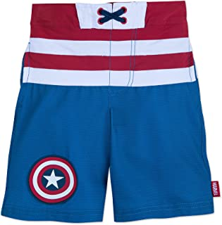 e7eef40620 Amazon.com: Captain Marvel - Márvel / Swim / Clothing: Clothing ...
