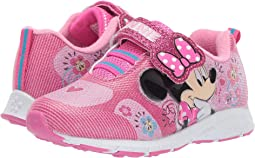Minnie Mesh Look Sneaker (Toddler/Little Kid)