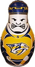 """NHL Checking Buddy Inflatable Punching Bag, 40-Inch Tall Standard: 40"""" Tall Team Colors"""