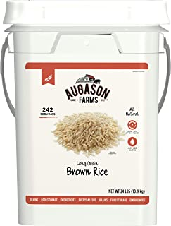 Best augason farms brown rice Reviews