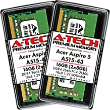 Arch Memory Replacement for Acer 4 GB 260-Pin DDR4 So-dimm RAM for Aspire VX 15 VX5-591G-7061