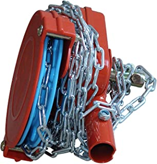 Greenhouse Top Film roll up Chain Crank Winch for Greenhouse Ventilation or Light dep