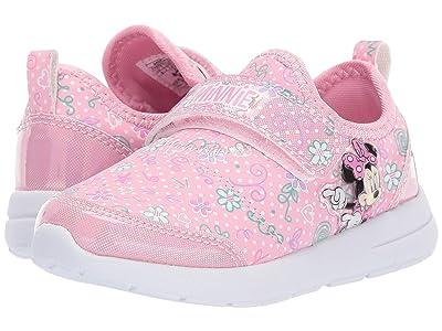 Josmo Kids Minnie Mesh Sneaker (Toddler/Little Kid) (Pink) Girl