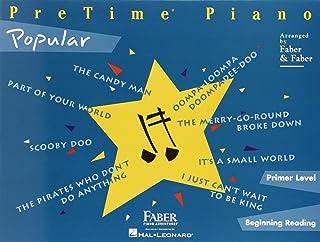 Pretime Piano Popular Primer Level: Primer Level