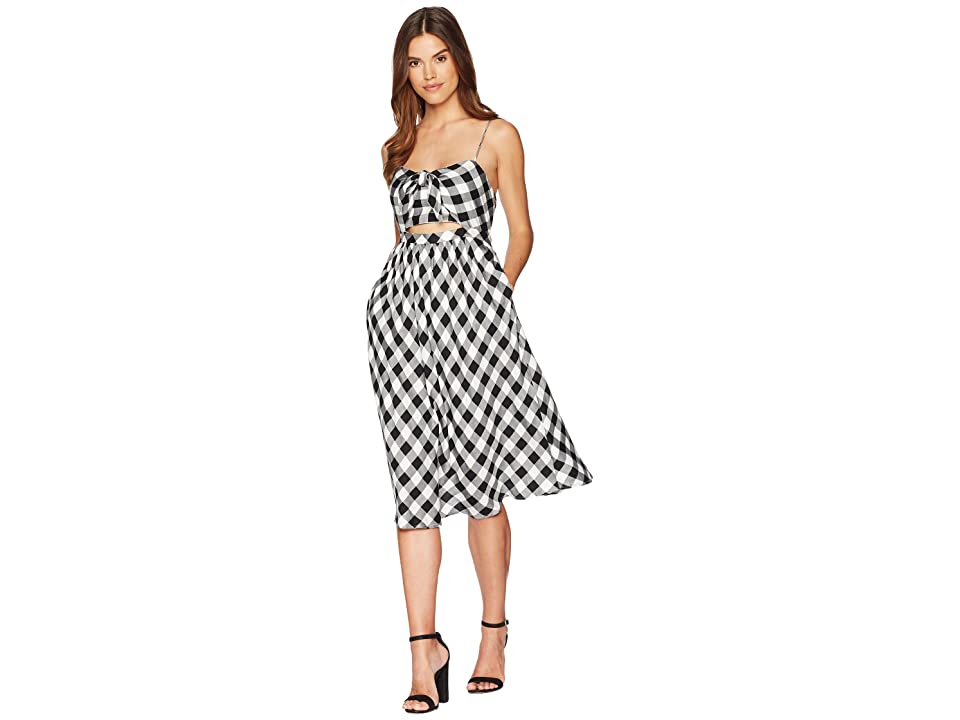 Bardot Ibiza Sundress (Gingham) Women