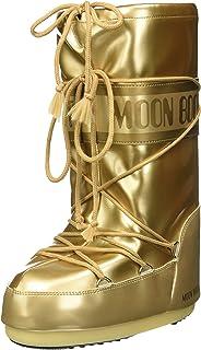 Moon-boot Vinil Met, Zapatillas de Deporte Exterior Mujer