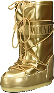 gold moon boots