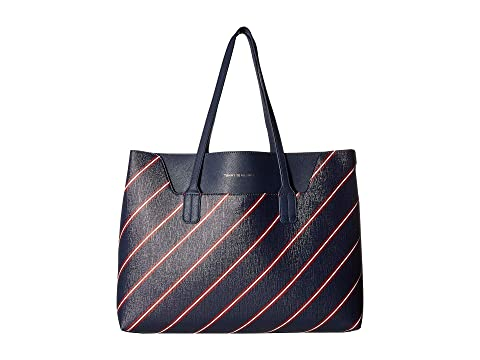 fc6d9ff89 Tommy Hilfiger Adamaria Tote, Tommy Navy | ModeSens