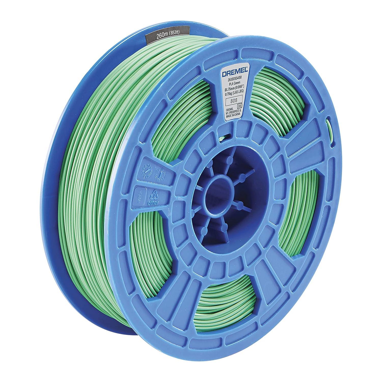 Dremel DigiLab PLA-GRE-01 3D Printer Max 42% OFF mm Las Vegas Mall 1.75 Diameter Filament