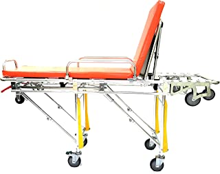 MS3C-AL500 Double Top EMS/Emergency Ambulance Stretcher with Detachable Backboard, Weight Capacity 350 lbs.
