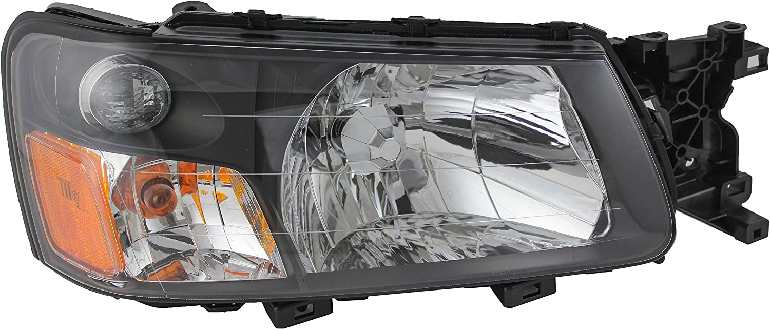 JP Auto Headlight Compatible With 2004 2003 アウトレットセール 特集 Subaru Pass Forester 当店限定販売