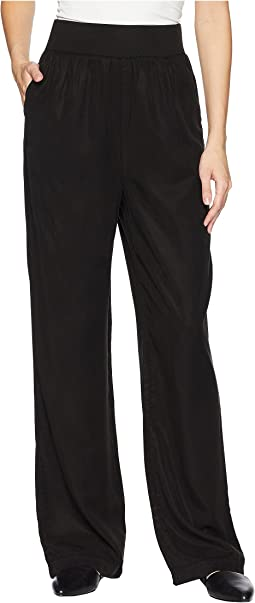 Wilder Tencel Fold Over Pant