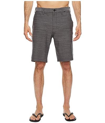 Hurley Dri-Fit Cutback 21 Walkshorts (Dark Grey) Men