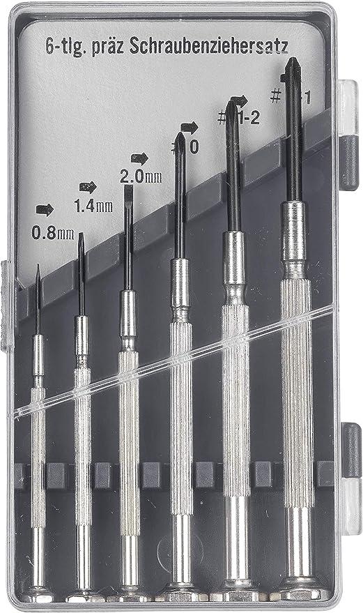 368 opinioni per kwb Cacciavite di precisione Set per meccanica fine Slit e Phillips PH, 6 pezzi