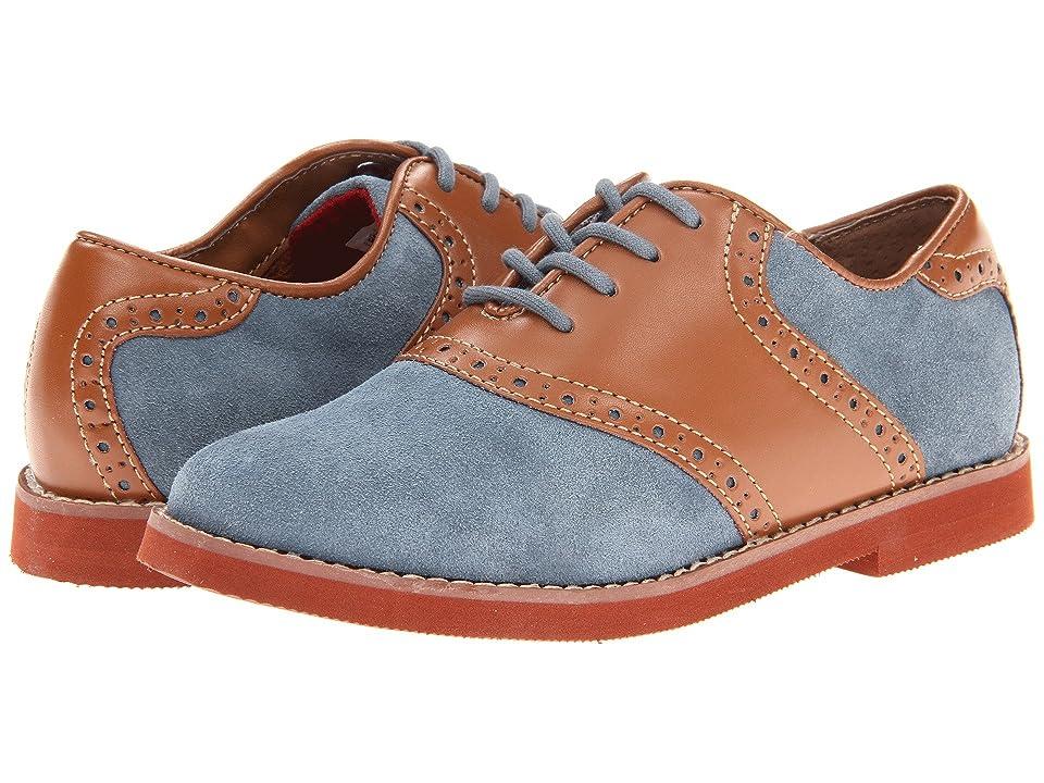 Florsheim Kids Kennett Jr. (Toddler/Little Kid/Big Kid) (Chalk Blue/Multi) Boys Shoes
