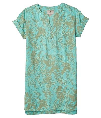 Royal Robbins Bergen Dress (Turquoise) Women