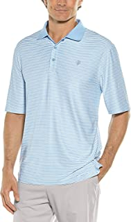 UPF 50+ Men's Short Sleeve St. Andrews Golf Polo - Sun Protective