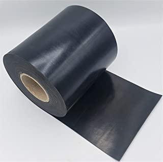 Gummiplatte Gummistreifen in der Gr/ö/ße 2000x80x3mm Hartgummi Gummimatte Vollgummi Gummiauflage Sch/ürfleiste