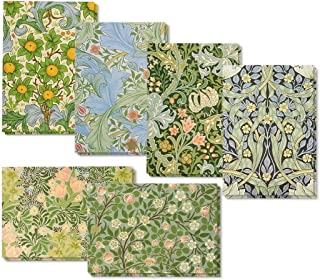 36-Pack Greeting Cards - Blank on the Inside - Assorted All Occasion Cards - William Morris Designs, Envelopes Included - ...