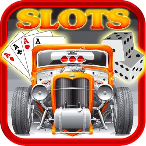 Hot Rod Race Warriors Slots Free Casino Games HD Slots Games Free Spins Jackpot Fever Racing Freeslots Vegas Tablets Mobile Saga Top Casino Games Kindle New 2015