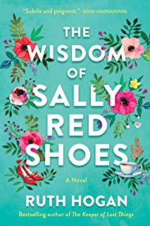 ruth hogan sally red shoes