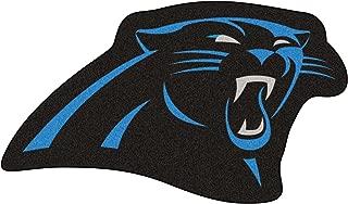 FANMATS 20964 Team Color 3' x 4' NFL - Carolina Panthers Mascot Mat