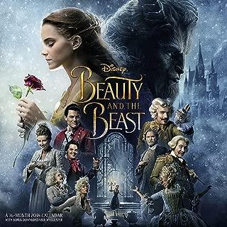Beauty and the Beast 2018 Wall Calendar