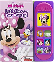Minnie Mouse Let's Have a Tea Party (Play-a-sound: Disney Minnie)