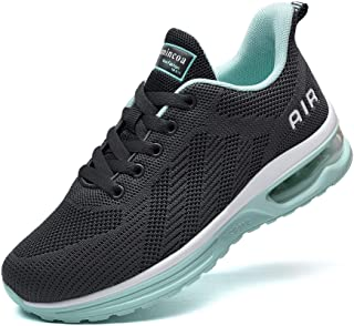 Women's Athletic Running Shoes Air Cushion Mesh Sneakers...