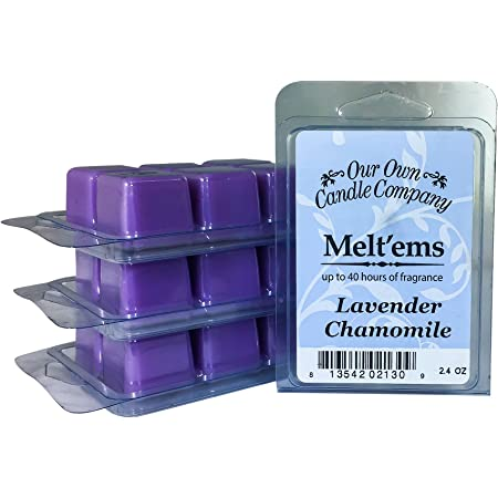 3.5 oz. Lavender /& Buds Bark Wax Melts