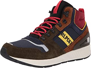 Polo Ralph Lauren Men's Train100mid Sneaker