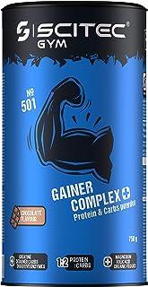 Scitec Gym Gainer Complex+ Protein & Carbs powder, chocolate - 750 g