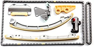 CTCAUTO Timing Chain Kit for 2002-2006 Acura RSX 2.0L 1998CC 122Cu. in. l4 Gas DOHC Naturally Aspirated