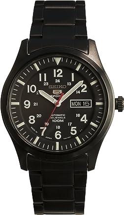 [セイコー]SEIKO 腕時計 SEIKO 5 SPORTS(セイコー ファイブ スポーツ) オートマチック デイデイト 逆輸入 海外モデル 日本製 SNZG17JC メンズ 【逆輸入品】