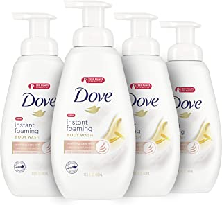 Sponsored Ad - Dove, Soothing Care Foaming Body Wash for Sensitive Skin With CalendulaInfused Oils Sulfate Free Hypoallerg...