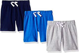 Boys' Baby 3-Pack Pull-on Short