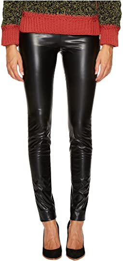 M Missoni - Faux Leather Leggings