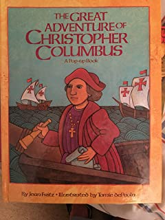 The Great Adventures of Christopher Columbus : A Pop-up Book