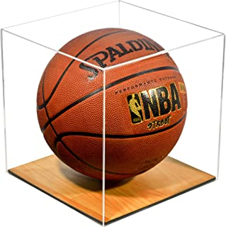 Deluxe Acrylic Full Size Basketball Display Case