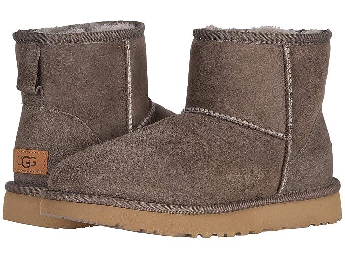 UGG  Classic Mini II (Mole) Womens Boots