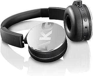 AKG Y50BT Bluetoothヘッドホン 密閉型 シルバー Y50BTSLV 【国内正規品】