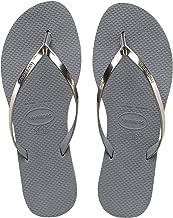Havaianas Women's You Metallic Flat Flip Flop