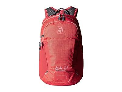 Jack Wolfskin Moab Jam (Kids) (Tulip Red) Bags