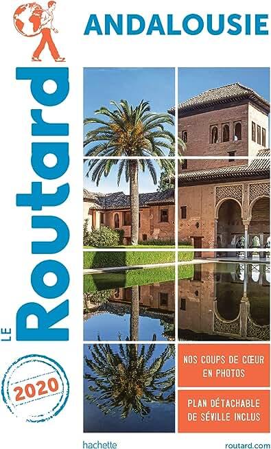 Guide du Routard Andalousie 2020: (+ Murcie)